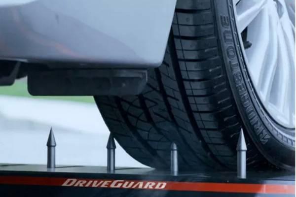 Tráng lốp chống đinh để hành trình trọn vẹn