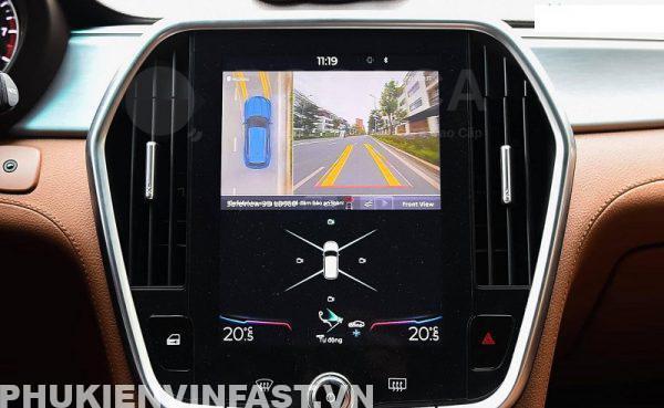 Cam 360 cho màn hình zin xe VinFast