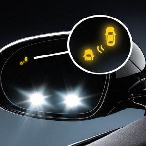 cảnh báo điểm mù cho xe VinFast-3
